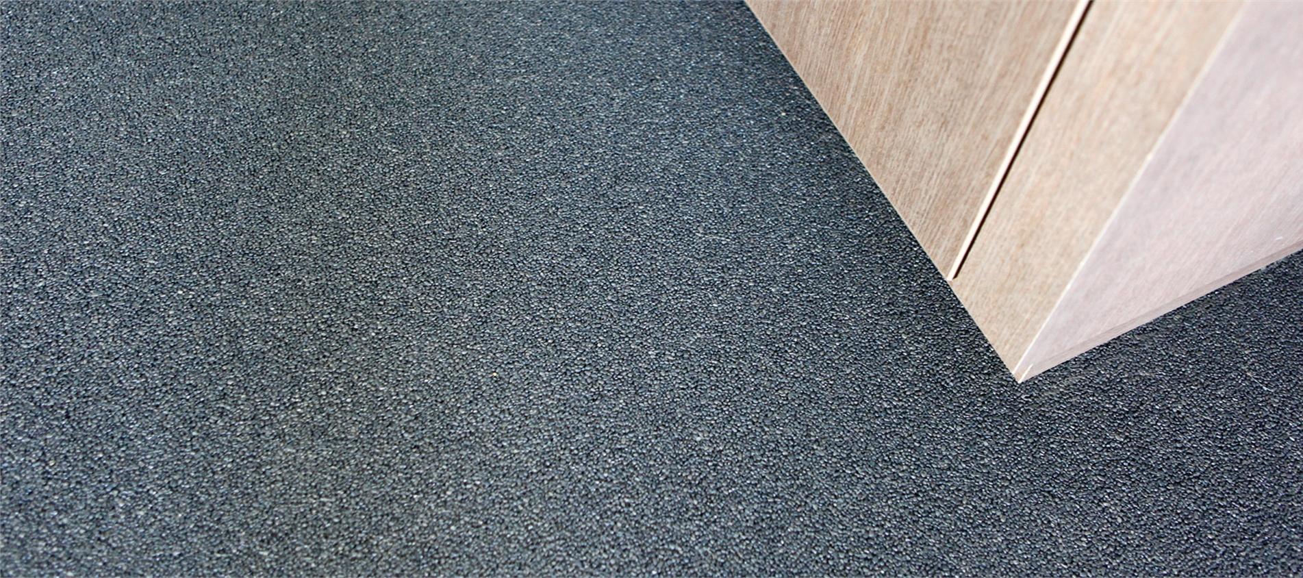 Een grindvloer is een steengoede keuze.